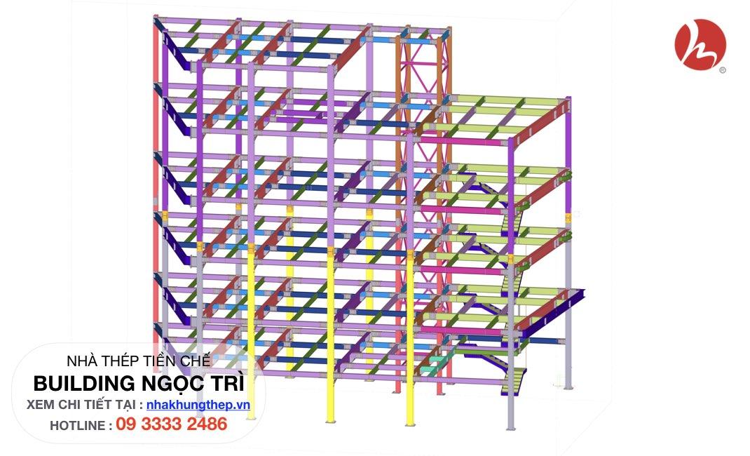 Nên hay không nên xây nhà khung thép tiền chế?